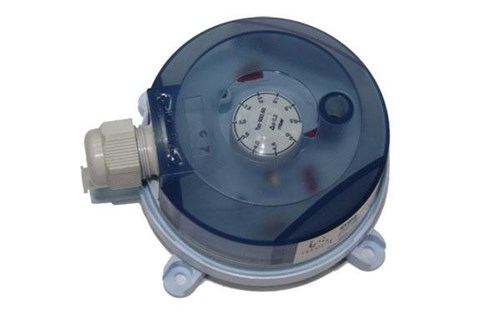Реле давления DBL 205B(50-500 Па)  с трубками DBZ-06 - фото 11445