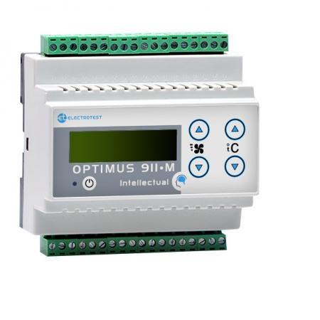 Контроллер вентиляции OPTIMUS-911-M - фото 13759
