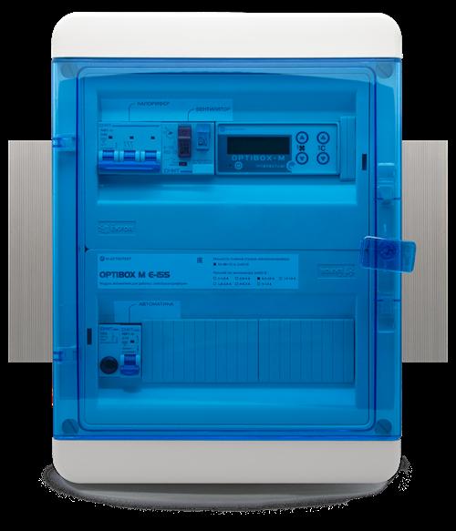 Модуль-шкаф OPTIBOX ME-15S/0,55 - фото 13762