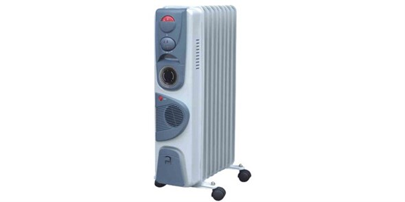 AERONIK C 1324 FT масляный обогреватель timer 2400W