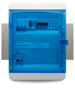 Модуль-шкаф OPTIBOX ME-15S/0,55