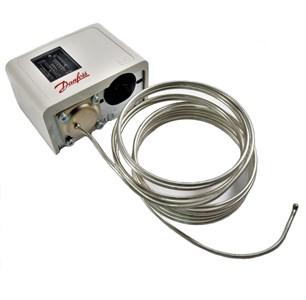 KP61 Термостат с капиллярной трубкой 4м с крепежом