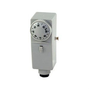 TC 090 Накладной термостат  диапазон +10,,,+90 (DBAT-090)