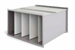 Воздушный фильтр для прямоугольных воздуховодов карманные KPFC 500X250 - фото 12724